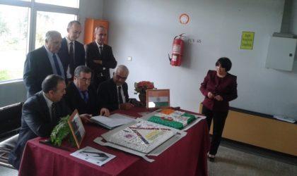 Tizi Ouzou : signature des statuts de la société mixte algéro-indienne Vijai Electricals Algérie