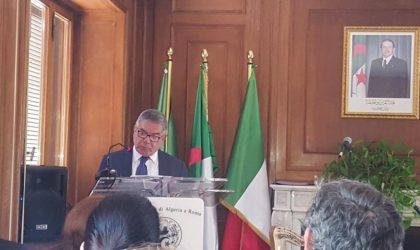 La communauté algérienne en Italie fête le 5 Juillet