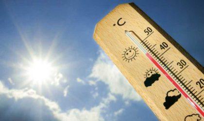 Des températures caniculaires dans le sud du pays