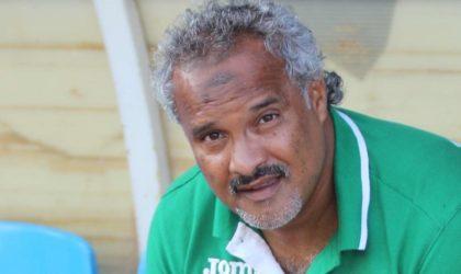 Cherif El-Ouazzani nouvel entraîneur du CR Belouizdad