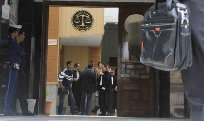 Le président Bouteflika procède à un mouvement dans le corps de la magistrature