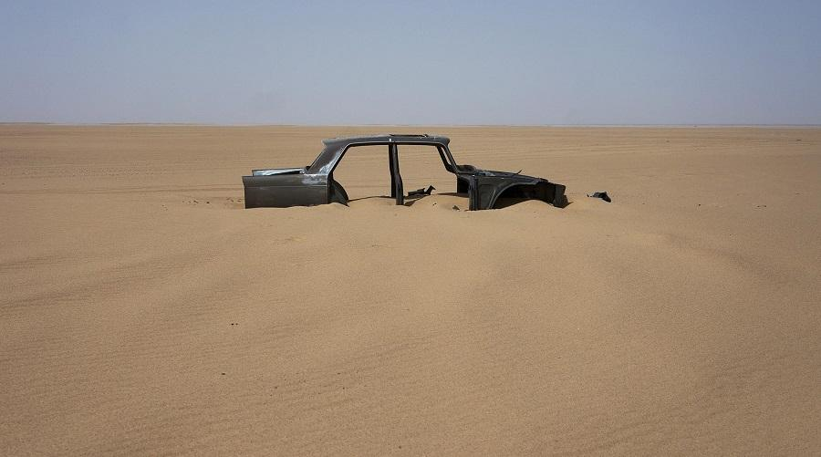 désert Mokhtar