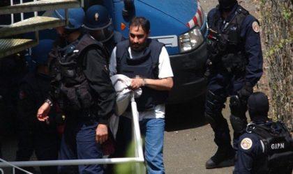 Il vient d'être expulsé par Paris  : le terroriste Djamel Beghal arrive à Alger