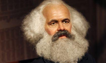 Karl Marx n'était pas marxiste