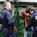 France police migrant