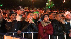 Grande poste d'Alger supporters