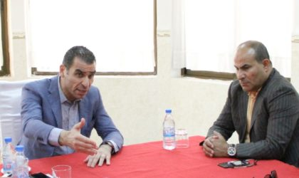 Réunion de Medouar avec les présidents de club de Ligue 1 et 2 jeudi