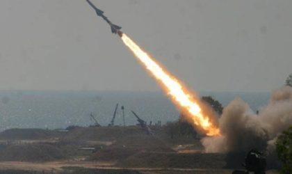 L'armée saoudienne intercepte un missile balistique lancé depuis le Yémen vers Jizan