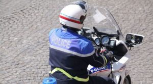 motard défilé France