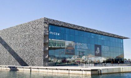 Le Mucem accueille des collections de musée d'histoire de la France et de l'Algérie