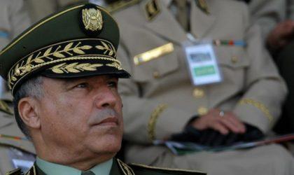 Comme annoncé par Algeriepatriotique : Bouteflika remplace Nouba