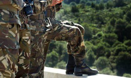 Un terroriste capturé à Batna