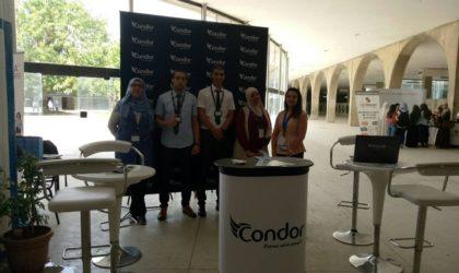 Etant le partenaire de l'université: Condor sera présent aux «Open Days» organisés par l'USTHB