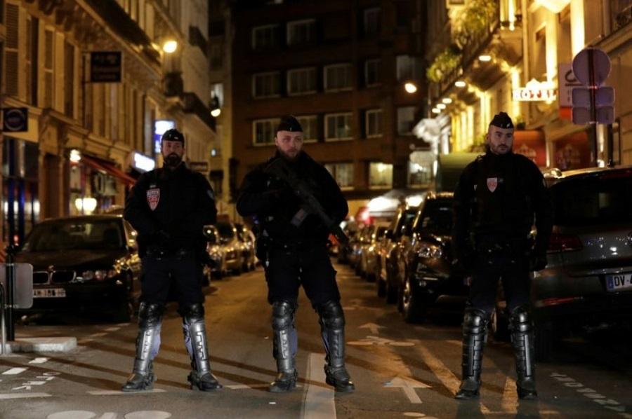 policiers, paris