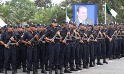 La Présidence veut opérer un changement radical au sein de la police