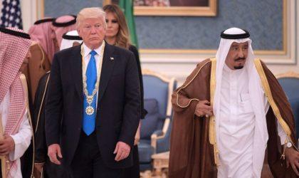 Surprenant sursaut d'orgueil du roi d'Arabie Saoudite devant Trump