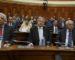 Les cinq nouveaux membres du Conseil constitutionnel prêtent serment