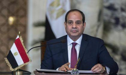 Egypte : Abdelfattah Al-Sissi reçoit le président du Congrès juif mondial