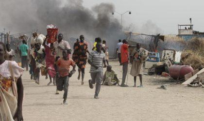 Soudan du Sud : l'ONU dénonce de possibles «crimes de guerre»