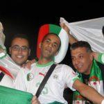 supporter algérien Russie
