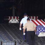 La Corée du Nord, Etats-Unis, dépouilles de soldats américains tués pendant la guerre de Corée