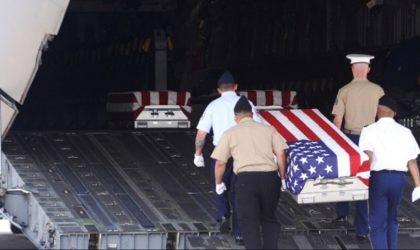 Guerre de Corée : Pyongyang restitue des dépouilles de soldats américains