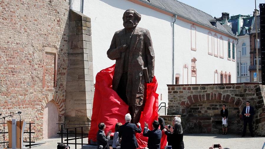 Marx, prolétariat, communisme, capitalisme