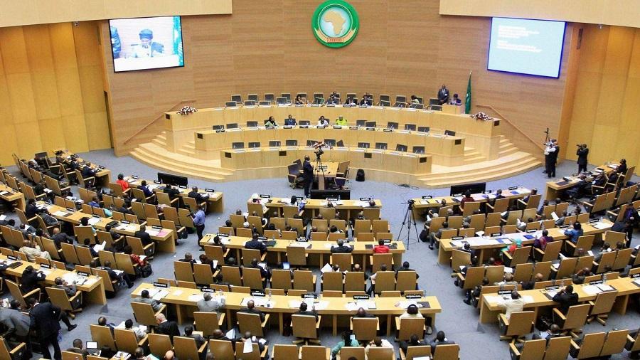 Sommet de l'UA à Nouakchott.