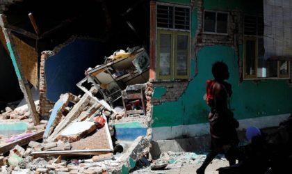 Indonésie/séisme : le bilan s'alourdit à 105 morts