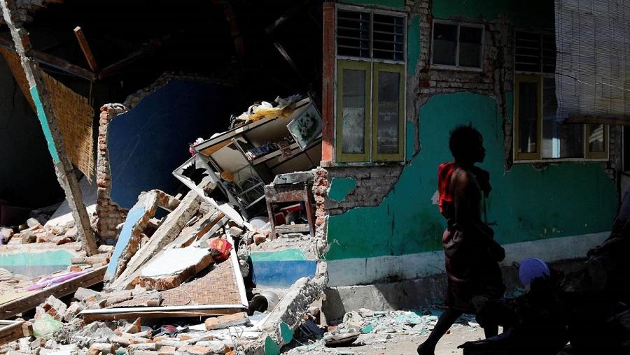 séisme, Indonésie, 105 morts