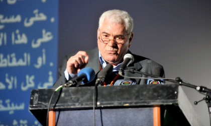 Ali Laskri: «Au FFS, nous sommes persuadés que le changement est inévitable»