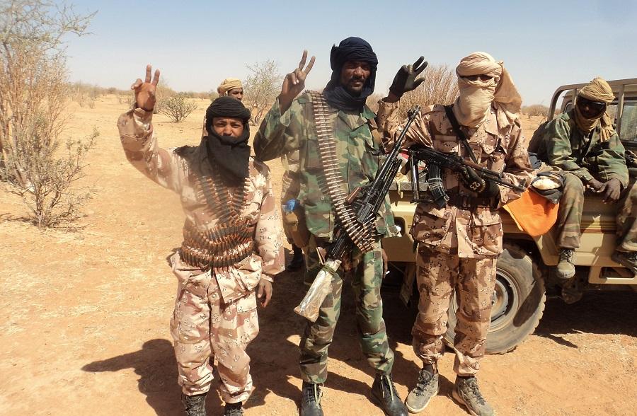 sanctions, Azawad