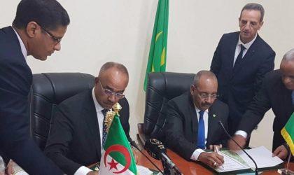 Bedoui réitère la disposition de l'Algérie à échanger les expériences et les programmes de coopération avec la Mauritanie