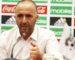 Belmadi : «Je préfère que la Coupe d'Afrique des nations se joue en Afrique du Sud»