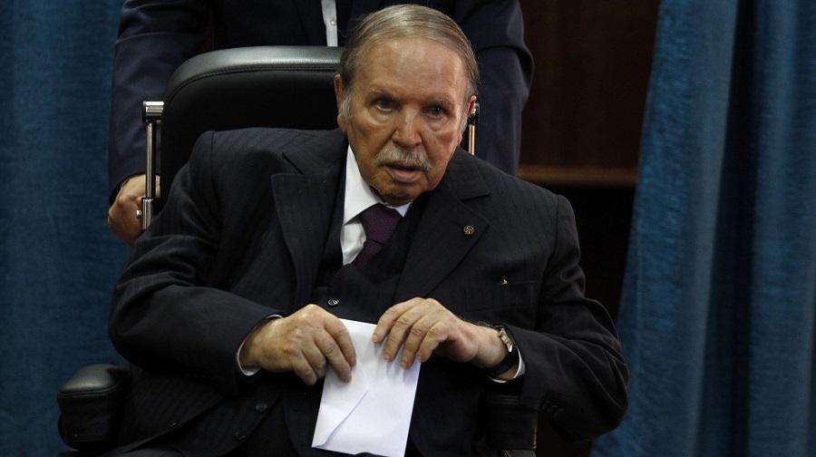 Bouteflika césarisme