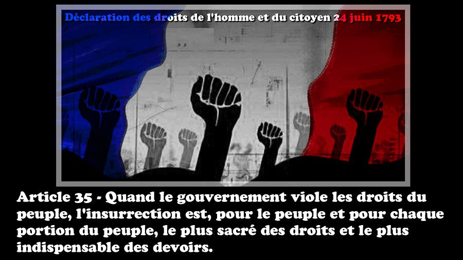 Déclaration Constitution