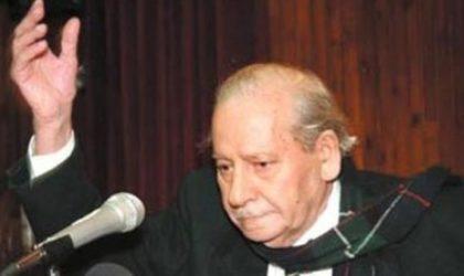 Syrie : décès du grand écrivain et romancier Hanna Mina