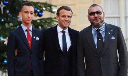 La France préparerait l'abdication de Mohammed VI en faveur de son fils