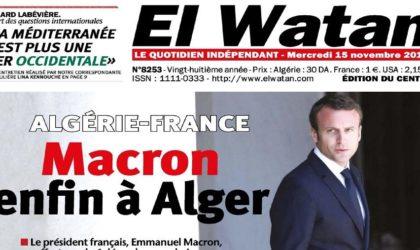 SLC attaque le journal El-Watan en justice pour diffamation