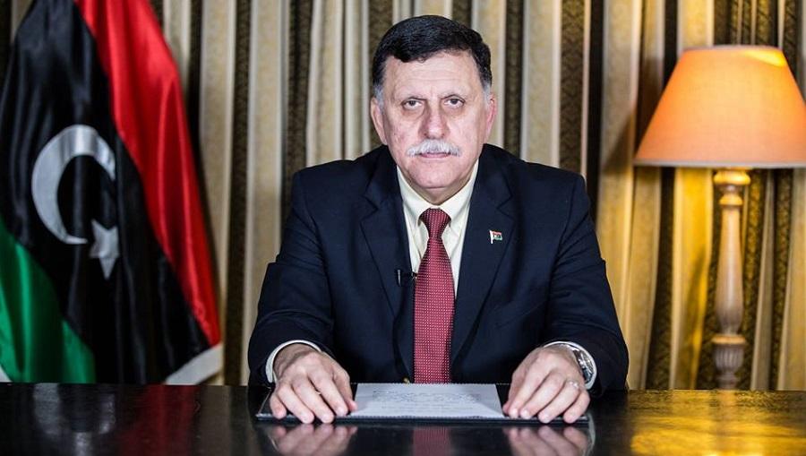 al-Sarraj Gouvernement