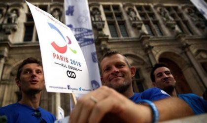 Les Algériens sponsorisent sans le savoir les Gay Games 2018 de Paris