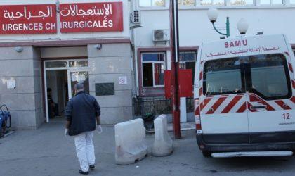 Blida : des dizaines de personnes intoxiquées hospitalisées à Boufarik