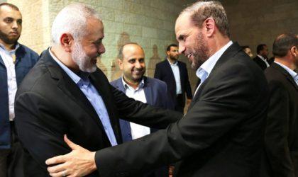 Comment le Hamas palestinien participe à la mise en œuvre du «plan du siècle»