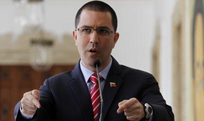 Le message du ministre vénézuélien des Affaires étrangères au peuple algérien