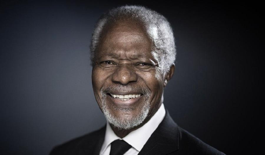 Kofi, Annan