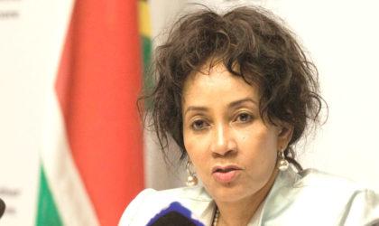L'Algérie et l'Afrique du Sud ont réaffirmé leur soutien aux causes des peuples sahraoui et palestinien