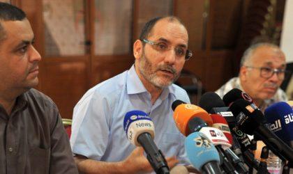 Mokri : «Le MSP se prononcera sur la présidentielle lors de la réunion de son Conseil consultatif»