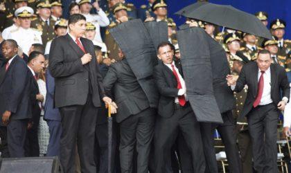 L'Algérie condamne l'attentat qui a ciblé le président du Venezuela