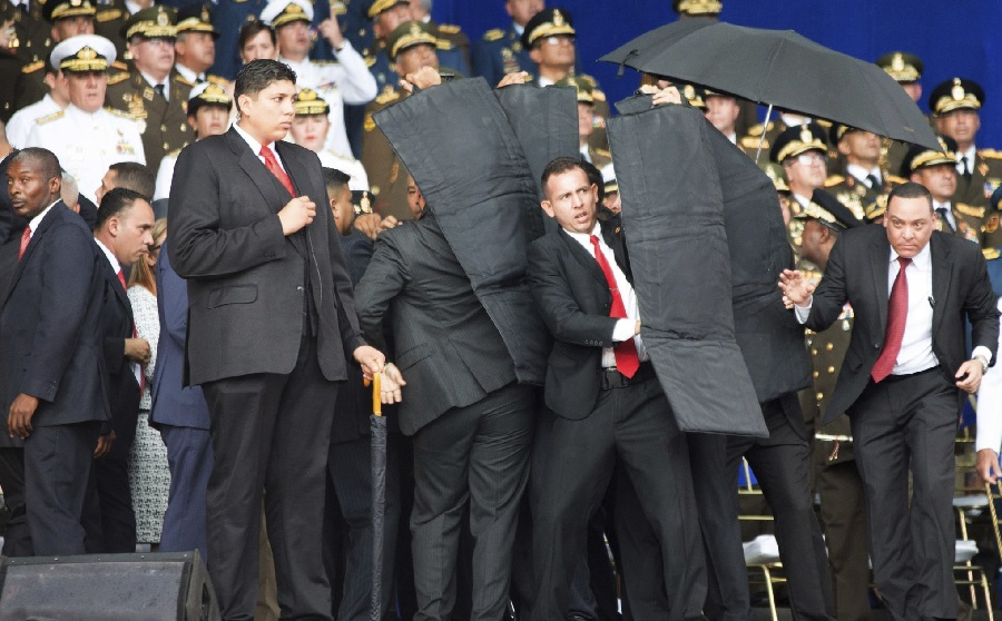 président, Venezuela Maduro