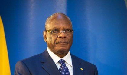 Mali : le président Ibrahim Boubacar Keïta largement réélu
